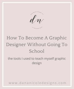 5 FREE and Simple Steps to Learn Graphic Design for Beginners - Become A Graphic Designer Web Design Websites, Online Web Design, Web Design Quotes, Web Design Tips, Web Design Services, Web Design Tutorials, Graphic Design Tips, Web Design Company, Web Design Inspiration