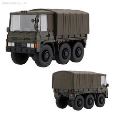 Fujimi Chibi Chibi-Maru military series No.3-3_1 / 2 t truck plastic model (F1548)