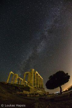 The Temple of Poseidon - Sounion, Athens