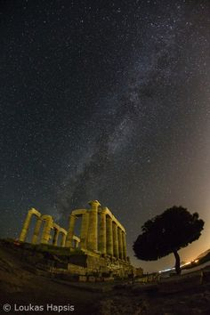 The Temple of Poseidon - Sounion, Athens