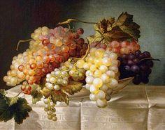 виноград и фрукты - Схемы вышивки - arnaaaa - Авторы - Портал «Вышивка крестом»