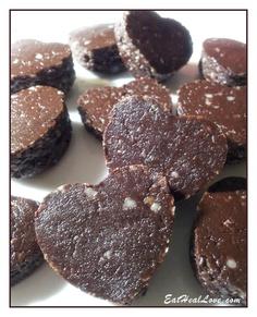 Raw Cacao Hazelnut Butter Hemp Heart Love Bites