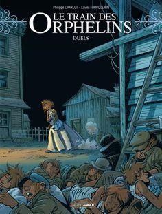 BD LE TRAIN DES ORPHELINS - tome 6