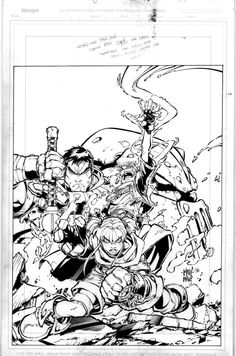 Battle Chasers | Joe Madureira