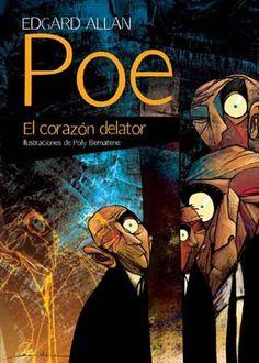 The Bookaholic Zone: Reseña #49: El Corazón Delator- Edgar Allan Poe