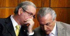 Número de aliados de Cunha no governo faz Temer escrever carta dizendo ser presidente decorativo