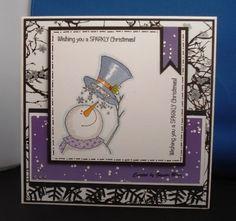 Designed by Gaynor Christmas 2015, Christmas Cards, Christmas Ideas, Heartfelt Creations, Frame, Design, Make A Map, Cards, Christmas E Cards