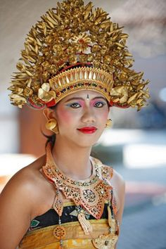 Indonesian beauty. How does this beauty compare to that of your idea of beauty?
