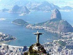 El Cristo - Brazil, South America