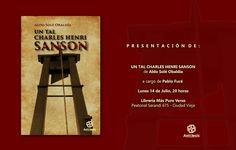 Antítesis Editorial:      PRESENTACIÓN DE: Un tal Charles Henri Sanson,...
