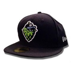 Want this cap SO bad! It s for a Minor League Baseball team called The  Hillsoboro. New Era ... 1eee3a4bd020