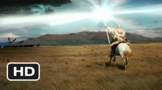 The Lord of the Rings: The Return of the King Official Trailer #1 - (2003) HD, via YouTube.