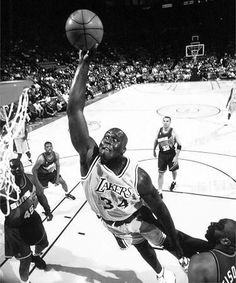 """""""I don't know how it is for you earthlings, but where I'm from, strength is mental."""" • Shaquille O'Neal"""