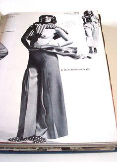 Misterfox, PE 1972 | Walter Albini