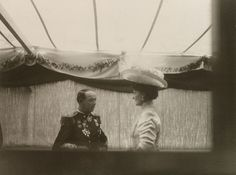 """Alexandra Feodorovna,Empress of Russia on the deck of the Russian Imperial Yacht,the Standart during the Cowes Regatta, """"AL"""" Alexandra Feodorovna, Rare Photos, Vintage Photographs, Familia Romanov, Queen Victoria Prince Albert, Grand Duchess Olga, The Royal Collection, Imperial Russia, European History"""