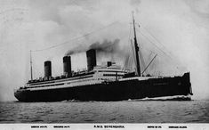 R.M.S. Berengaria The ship my mother, her mother and all the siblings traveled from Hungary to New York on.   Southampton was their port.  July, 1922.