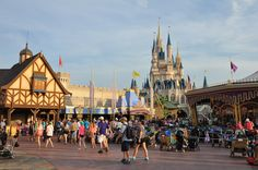 If the Magic Kingdom stresses you out due to large crowds....we have laid out the entire day for you!  Check out our Magic Kingdom touring plan and see everything with minimal wait-times!  http://mousehints.com/disney-touring-plan/magic-kingdom-touring-plan/