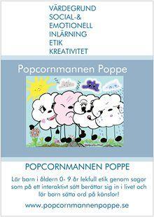 Barnböcker som belyser känslor www.popcornmannenpoppe.se