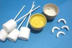 Dollhouse Bake Shoppe: Beer Mug Marshmallow Pops