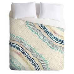 RosebudStudio Carefree Duvet Cover | Deny Designs Home Accessories