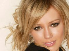 Hilary Duff Blonde Hair Color - http://www.dhairstyle.com/hilary-duff-blonde-hair-color/