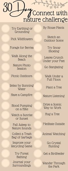 30 Day Connect with Nature Challenge for a Calm Life – ScaleitSimple Simple Living Blog, Simple Blog, How To Make Money, How To Become, Declutter Your Mind, Building Self Esteem, Stress, Walking In Nature, Self Confidence