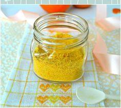Comment faire la peau d'orange en poudre pour le visage | Masque Visage Maison