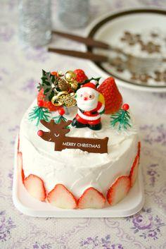 クリスマス ケーキ - Google Search