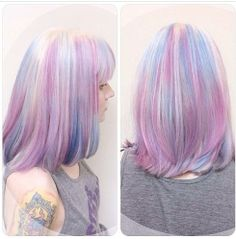 image of FORMULA & HOW TO: Inspired by Aveda Culture Clash, a Pastel Blend