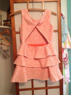 Scirocco Dress - Back