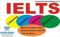 To know about the IELTS Test registration and course fees along with IELTS rescheduling cost, students can contact the nearest branch of WESTERN ACADEMY
