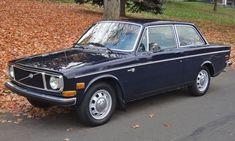 Original Charm: 1971 Volvo 142S 2-Door