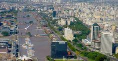 Bairro Puerto Madero em Buenos Aires #argentina #viagem