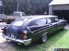 Dodge Custom Royale Hearse