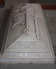 Robert III,King of Scotland. http://www.bing.com/images/search?q=scotland&view=detail&id=98DD7C0DBB67BEF5D33807F63E62D16936098A35&first=301&FORM=IDFRIR