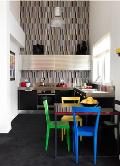 Chicago Design Blog | Material Girls | Chicago Interior Design » Primary Colors Aren't Just For Kids Anymore