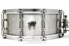 Angel Stainless Steel Snare Drum 14x5.5 Brushed Angel Drums are exclusively artisan made instruments built to impress. Meticulously crafted under one roof to the finest detail and accompanied by a 100% lifetime warranty, serious players can rest assured that Angels will outlive us all. Purchase Here: http://www.drumcenternh.com/drums/snare-drums/angel-stainless-steel-snare-drum-14x5-5-brushed.html