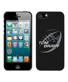 Another great find on #zulily! Tom Brady Football Case for iPhone 5/5s #zulilyfinds