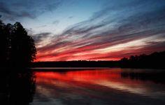 Lake Sinclair, Milledgeville, GA