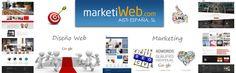 Abad Informática y Servicios TI España SL  Soluciones profesionales para PYMES (Diseño web - Marketing Online) https://www.facebook.com/marketiweb  http://marketiweb.com/