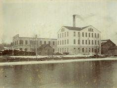 Appleton Woolen Mills in Outagamie County, Wisconsin.