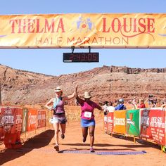 Disney Princess Half Marathon - Best Women's Running Races - Shape Magazine 10 Women's Races! Love the Thelma & Louise one in Utah!!