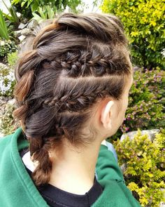 nice 30 New Ideas for Men's Fishtail Braid - The Superior Style