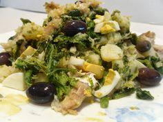 Receitas de pecados no prato: Farrapo velho simples