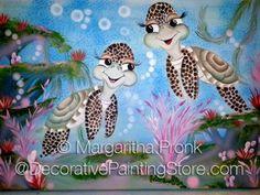 Sea Turtles - Margaritha Pronk- PDF DOWNLOAD