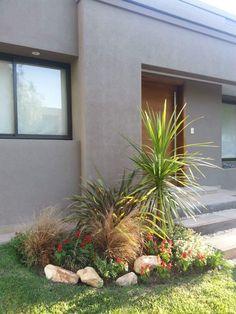 18 ideas para decorar patios y jardines Deco Originale, Backyard Patio Designs, Modern Landscaping, Exterior Colors, Glamping, Ideas Para, Landscape, Garden, Plants