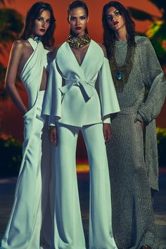 Balmain Resort 2017 fashion show - Pre-Spring-Summer 2017 collection, shown 30th June 2016