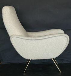 italian sculptural chairs