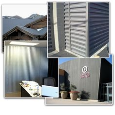1000 Images About Corrugated Sheet Metal In Action On