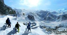 I love to snowboard!